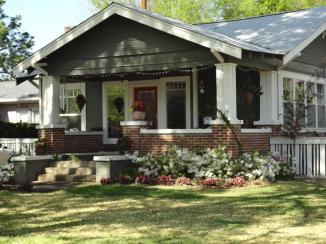 "I moved here 4 years ago from Shreveport. My territory with work  consisted of Louisiana, East Texas and Arkansas.  I love  old neighborhoods and when I would travel with work, I was always on the lookout for the perfect little house in a great Garden District.  I found it in  Monroe on 3rd street.  A bonus is that my house is only two blocks from a great public park and the lovely, underutilized Ouachita River."" Dawn Eakin"
