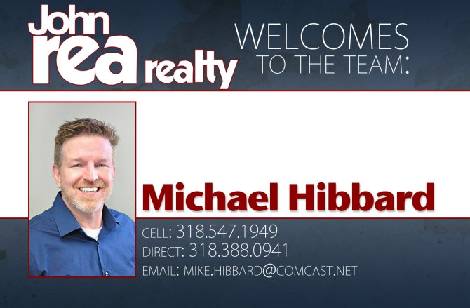 WelcomeMichaelHibbard